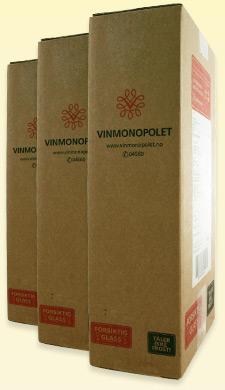 Vinkartonger