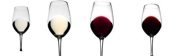 Farger i vin