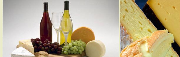 Deluxe Vin & Ost meny